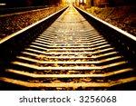 Railroad Perspective. Crazy...
