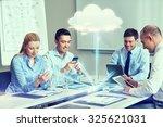 Business  People  Cloud...