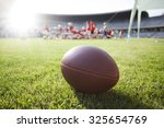 american football game | Shutterstock . vector #325654769