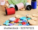 thread spool | Shutterstock . vector #325707221