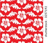 floral pattern vol. fashion 02 | Shutterstock .eps vector #3257192