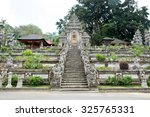 Entrance Of Pura Kehen Temple ...