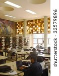 mexico city   june 15  students ... | Shutterstock . vector #32579896