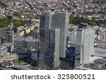 view european city frankfurt am ... | Shutterstock . vector #325800521