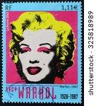 France   Circa 2003  A Stamp...