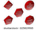 high quality set of sale... | Shutterstock . vector #325819985