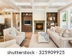 Beautiful Living Room Interior...