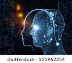 network avatar series. design... | Shutterstock . vector #325962254