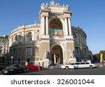 ukraine. odessa   september 26  ... | Shutterstock . vector #326001044