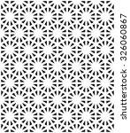 vector modern seamless sacred... | Shutterstock .eps vector #326060867