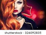 Halloween Vampire Woman...
