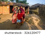 raxaul  india   nov 8 ... | Shutterstock . vector #326120477