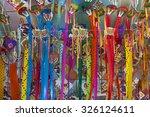 serpent kite | Shutterstock . vector #326124611