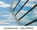part of the dockland office... | Shutterstock . vector #326139605
