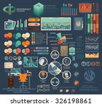 infographics for the designers... | Shutterstock .eps vector #326198861