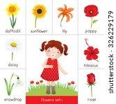 illustration of printable... | Shutterstock .eps vector #326229179
