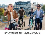 great time with friends.... | Shutterstock . vector #326239271