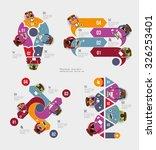 Infographic Elements   Top Vie...
