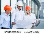 professional engineers are... | Shutterstock . vector #326259209