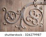 Old Church Door Detail....