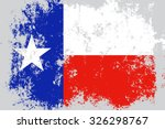 Texas Grunge Damaged Scratch...