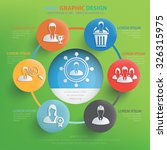 businessman info graphic design ...   Shutterstock .eps vector #326315975
