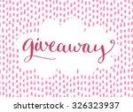 giveaway banner for social...