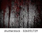 old concrete wall grunge... | Shutterstock . vector #326351729