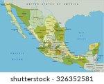 highly detailed editable... | Shutterstock .eps vector #326352581