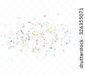 abstract background with many... | Shutterstock .eps vector #326355071