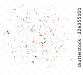 abstract background with many... | Shutterstock .eps vector #326355101