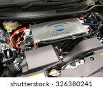 tokyo  japan   sep 29  fuel...   Shutterstock . vector #326380241