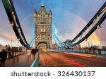 london  tower bridge | Shutterstock . vector #326430137