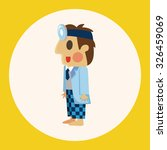 people theme doctor elements | Shutterstock .eps vector #326459069