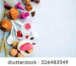 food ingredients and...   Shutterstock . vector #326483549