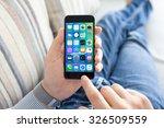 alushta  russia   september 24  ... | Shutterstock . vector #326509559