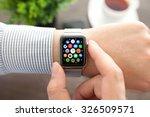 alushta  russia   september 1 ... | Shutterstock . vector #326509571