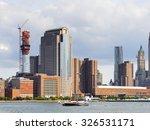 new york  usa   sep 25  2015 ... | Shutterstock . vector #326531171
