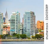 new york  usa   sep 25  2015 ... | Shutterstock . vector #326535089