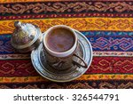 Traditional Turkish Coffee In ...