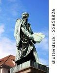 statue of gutenberg in... | Shutterstock . vector #32658826