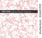 vector seamless abstract... | Shutterstock .eps vector #326601935