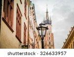 krakow  poland   sep 29  2015 ... | Shutterstock . vector #326633957