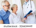 medicine  age  health care and...   Shutterstock . vector #326634449