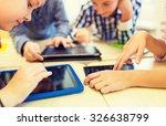 education  elementary school ... | Shutterstock . vector #326638799