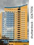 a under construction skyscraper ... | Shutterstock . vector #3267056