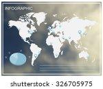 infographic design.infographic... | Shutterstock .eps vector #326705975