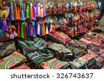 Colorful Thai Style Fabric In...