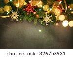 christmas background | Shutterstock . vector #326758931
