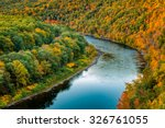 Upper Delaware River Bends...